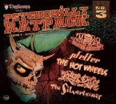 CD - VA - Psychobilly Ratpack - Lession 3: Psychobilly F. Northern Germany