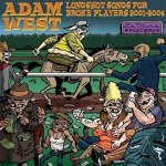 CD - Adam West - Longshot Songs for Broke Players