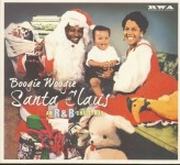 CD - VA - Boogie Woogie Santa Claus - An R&B Christmas