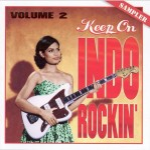 CD - VA - Keep On Indo Rockin'Vol. 2