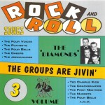 CD - VA - Rock And Roll Hits Vol. 3 - The Groups Are Jivin'