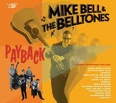 CD - Mike Bell & The Belltones - Payback