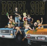 CD-EP - Rebel Son - Drunk Out