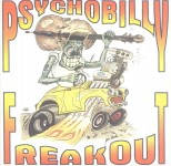 CD - VA - Psychobilly Freakout