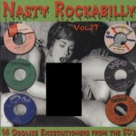 LP - VA - Nasty Rockabilly Vol. 17