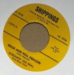 Single - Screaming Joe Neal - Rock And Roll Deacon / Tell Me Pretty Baby