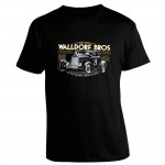T-Shirt - Walldorf Bros, Black