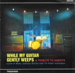 CD - VA - While My Guitar Gently Weeps- A Tribute To Agents