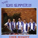 CD - Blue Sapphires - One Night