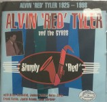 CD - Alvin Red Tyler And The Gyros - Simply Red