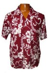 Hawaii - Shirt - Waikiki Red