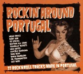 CD - VA - Rockin Around Portugal