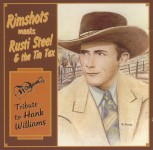 LP - VA - Rimshots meets Steel, Rusti and the Tin Tax Tribute To Hank Williams