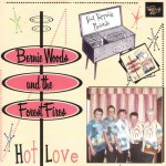 CD - Bernie Woods - Hot Love
