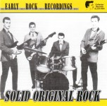 CD - VA - Solid Original Rock