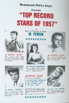 DIN A3 Poster - Stars Of 1957