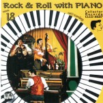 CD - VA - Rock'n'Roll With Piano Vol. 18
