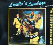 CD-Single - Lucille's Lumbago - Sechs Trucks And Rock'n'Roll