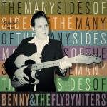 CD - Benny And Flybyniters - Many Sides Of