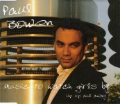 CD - Paul Bowen - Music To Watch Girls by Up Up & Away