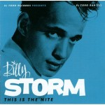CD - Billy Storm - This Is The Nite