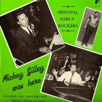 LP - VA - Mickey Gilley Was Here