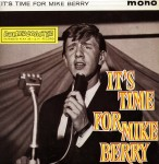 Single - Mike Berry & The Outlaws - & The Outlaws - IT'S TIME FO