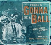 CD-3 - VA - There's Gonna Be A Ball - Rock'n'Roll Espanol