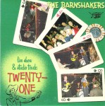 CD - Barnshakers - Twenty One