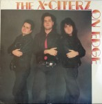 2H-LP - X-Citerz - On Edge (USED)