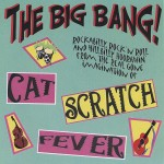 CD - Cat Scratch Fever - The Big Bang