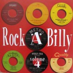LP - VA - Rockabilly Vol. 4