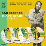 10inch - VA - SAR Records - That's Where It's At