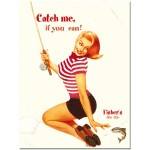 Magnet - Pin Up - Catch Me If You Can