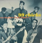CD - Ron Haydock & Boppers - 99 Chicks
