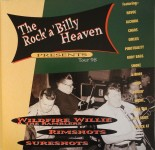 LP - VA - Rock 'a' Billy Heaven