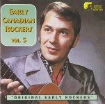 CD - VA - Early Canadian Rockers Vol. 5