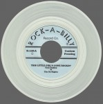 Single - Toni Dudley &The Do-Rights - This Little, I Can Swing It. .