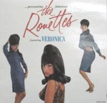 LP - Ronettes - Presenting The Fabulous - featuring Veronica