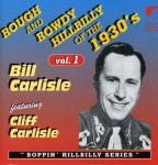 CD - VA - Rough and Rowdy Hillbilly of the 1930s Vol. 1
