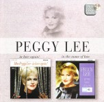 CD - Peggy Lee - In Love Again!/ In The Name Of Love