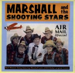 LP - Marshall & The Shooting Stars - Airmail Special