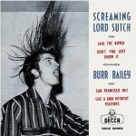Single - VA - Screaming Lord Sutch; Burr Bailey - Jack The Ripper