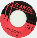 Single - Ruth Brown - Smooth Operator; This Little Girls Gone Rockin