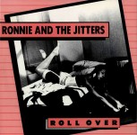 LP - Ronnie & The Jitters - Roll Over