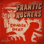 CD - Frantic Rockers - Savage Beat