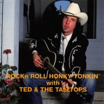 CD - Ted & The Talltops - Rock And Roll Honky Tonkin´