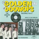 CD - VA - Golden Era Of Doo Wops - Times Square Records Pt. 2