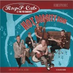 LP - Roy P-Cat & the V8 Daddies - Hot Diggity Damn