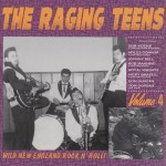 LP - VA - The Raging Teens Vol. 4